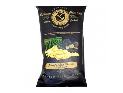 Fox Italia Hand Cooked Truffle and Salt Potato Chips 300g