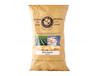 Fox Italia Hand Cooked Sea Salt Potato Chips 300g